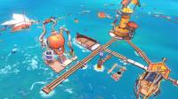 组建大型船队探索岛屿!02