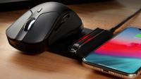 金士顿推HyperX Pulsefire Dart电竞鼠标 可无线充电