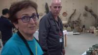 冒险雷探长:瓷都太出名了,在以色列的陶艺店,老板看到中国人先问道是否来自景德镇