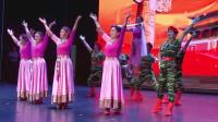 舞蹈《毛主席的光辉》