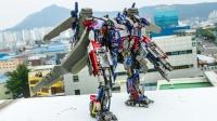 变形金刚电影3超大号擎天柱杰特威擎天柱汽车机器人玩具
