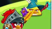 小火鸟大战捣蛋猪 愤怒的小鸟英雄传 闯关冒险