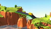 建桥专家 建造大桥第4关 休闲益智模拟