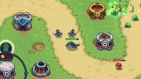 抵御史莱姆进攻 帝国守卫战  塔防策略