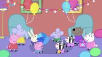 小猪佩奇的派对 制作精美派对礼包 装扮游戏