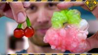 冷冻后的糖果吃起来感觉怎样?小哥亲测,网友:牙口不错!