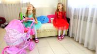 萌娃小可爱们要学会分享,做一个善良、礼貌的好孩子!萌娃:使用别人的东西要经过允许哟!
