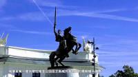 【原创】布拉迪斯拉发城堡 漂亮的四脚朝天的八仙桌 斯洛伐克永恒的地标