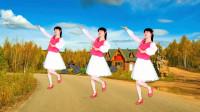 广场舞《又见山里红》祁隆的经典金曲,今天你跳了吗?