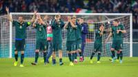 欧预赛-若日尼奥点射 意大利2-0希腊七连胜提前出线