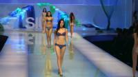 香港内衣展内衣模特大赛,上演泳装秀,中国模特将走向世界