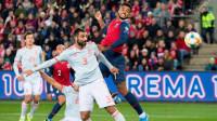 欧预赛-凯帕补时送点 西班牙1-1遭挪威绝平无缘提前出线