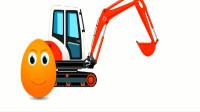 挖掘机最新工作视频大全 挖土机玩具视频 挖掘机救援  吊车  (12)