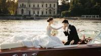 八卦:文咏珊与圈外男友意大利办婚礼美艳动人