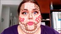 胖脸应该怎么化妆美妆达人教你打造立体瘦脸底妆