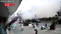 官方通报:无锡一小吃店发生燃气爆炸,6人经抢救无效死亡