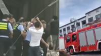 江苏无锡一小吃店发生爆炸:15人送医 6人经抢救无效死亡