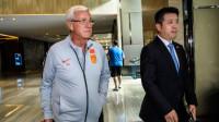 国足启程飞赴菲律宾,李磊因伤不随队出征