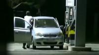 """灵异事件:女司机半夜进""""幽灵加油站"""" 发现加油员不对劲"""