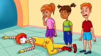 脑力推理:站着的3个小孩,谁是凶手?
