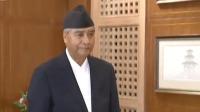 习近平会见尼泊尔大会党主席