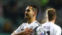 欧预赛:曼城大将两射一传,德国3-0爱沙尼亚