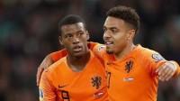 欧预赛-利物浦悍将梅开二度+世界波,荷兰2-1客胜