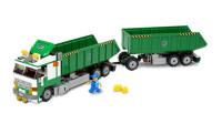LEGO乐高积木玩具城市系列7998重型自卸大卡车套装速拼