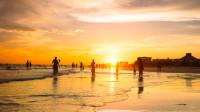 2019国庆北海银滩成了广西最热门景区,如同下饺子,三亚怎么样?