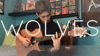 【指弹吉他】Wolves - Selena Gomez, Marshmello - Cover (Fingerstyle Guitar)- ...