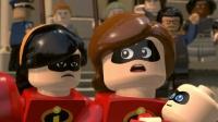 乐高超人总动员游戏第2期:打败采矿大师★积木玩具游戏★哲爷和成哥