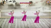 阳光美梅原创广场舞【红颜旧 】古典形体舞