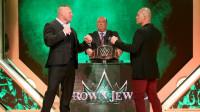 WWE宝冠大赛比赛敲定 布洛克莱斯纳迫不及待要向UFC凯恩报仇雪恨