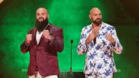 人间怪兽vs泰森富里 摔跤手和拳击手谁更厉害 WWE宝冠大赛见分晓