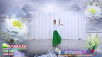 广场舞《梦中的雪莲花》雨彤演绎漫步原创制作