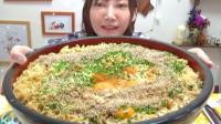 大胃王木下佑香:日本第一好吃的札幌第一拉面!6kg