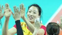开门红!军运会中国女排3-0完胜美国 取得小组首胜