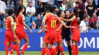 军运会-中国女足3-0韩国迎开门红 张睿点射杨丽梅开二度