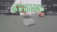 小朋友想当考古学家怎么办?可以试试这个沙雕恐龙化石玩具!