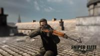 狙击精英V2原版狙击精英难度——第三关(米特尔维克工厂)
