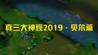 火火火解说真三大神观2019:贝尔张飞第一视角,沉着冷静方能翱翔!