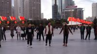 西宁市中心广场锅庄舞(121)美丽的太阳