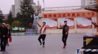 西宁市中心广场锅庄舞(122)幸福之歌(尼毛吉)