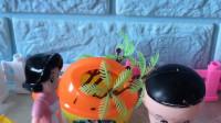 少儿幼教玩具:围裙妈妈教育孩子的方法,值得学习