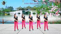 阳光美梅原创广场舞【激动的心颤抖的手 (DJ何鹏版) 】活力健身舞附教学-编舞:美梅