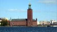 瑞典首都斯德哥尔摩游