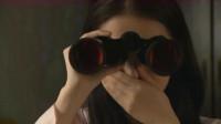 女孩半夜不睡觉,用望远镜到阳台看对面,眼前一幕让她直接捂嘴
