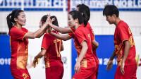军运会女足-刘艳秋两传一射 中国4-0美国小组头名出线