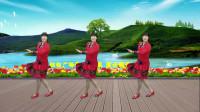 广场舞《圪梁梁》好听的陕北民歌,王二妮情歌调对唱,非常好听