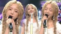 Lovelyz金智妍solo出道人气歌谣新舞台,超美的音色美好的氛围